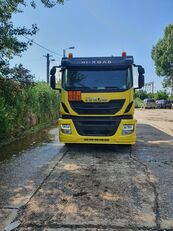 camion cisternă combustibil OMSP Iveco stralis