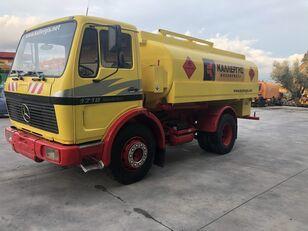 camion cisternă combustibil MERCEDES-BENZ 1719