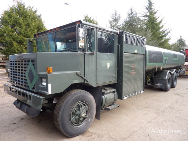 Oshkosh aircraft refueler camion cisternă combustibil