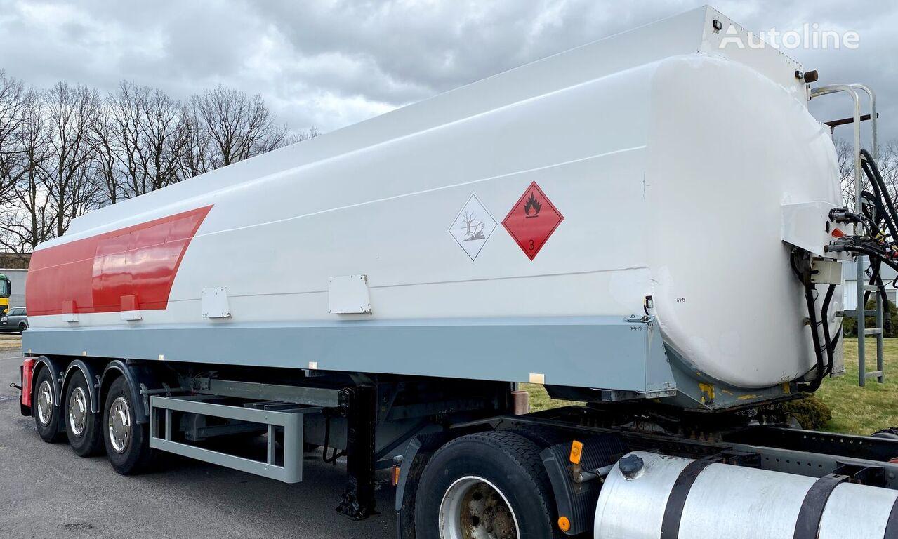 camion cisternă combustibil STOKOTA 36-4V mit PUMPE