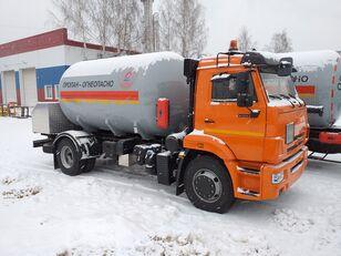 camion cisternă pentru transport GPL KAMAZ 45253 nou