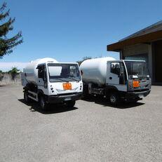 camion cisternă pentru transport GPL BUCHER