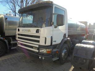 camion cisternă pentru transport lapte SCANIA 94G 260