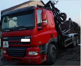 camion cu cârlig DAF CF 85 460