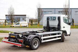 camion cu cârlig Mitsubishi Fuso 9C18 AMT + KING HZ6R Hooklift nou