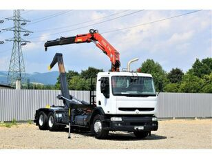 camion cu cârlig RENAULT Kerax 370