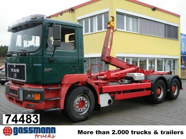 camion cu cârlig MAN 26.403 , Marrell 26.70, AHK