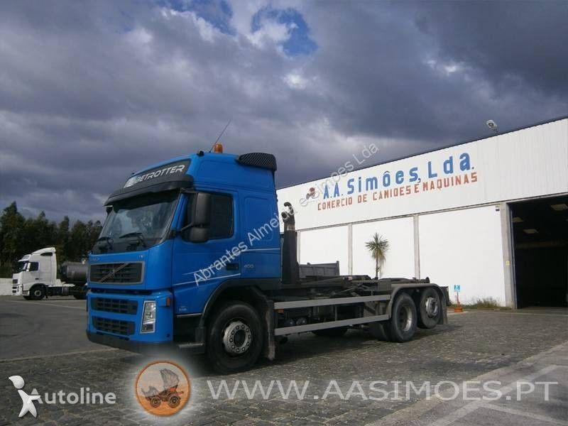 camion cu cârlig VOLVO FM13 400