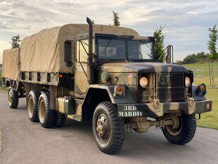 camion cu prelata AM General M35 series + remorcă prelate