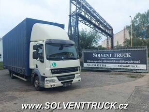 camion cu prelata DAF LF 45.250, EEV, Automat