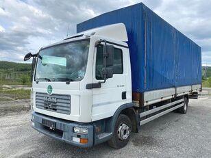 camion cu prelata MAN TGL 12.180