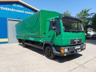 camion cu prelata MAN TGL  9.163  Tail lift  72tkm!!!