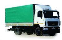 camion cu prelata MAZ 534026 nou