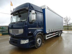camion cu prelata RENAULT PREMIUM 430