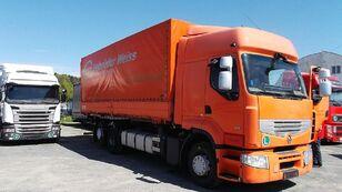 camion cu prelata RENAULT PREMIUM 460