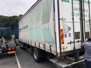 camion cu prelata RENAULT Premium 270