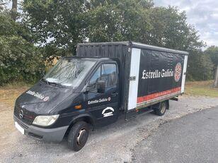 camion cu prelata culisanta MERCEDES-BENZ 413 CDI BOTELLERO