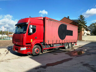 camion cu prelata culisanta RENAULT Premium 380DXi/LBW1500kg/Klima