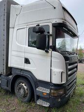 camion cu prelata culisanta SCANIA R380 LB 6X2 MLB