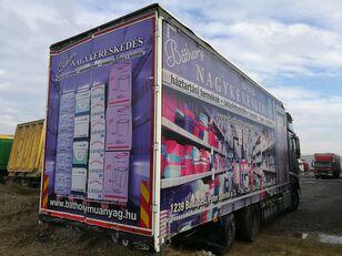 camion cu prelata culisanta SCHWARZMÜLLER LBA ROLÓPONYVÁS FELÉPÍTMÉNY