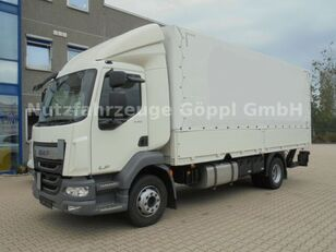 camion cu prelata DAF LF230 FA 16t 4x2 Plane 2t LBW ADR Garantie