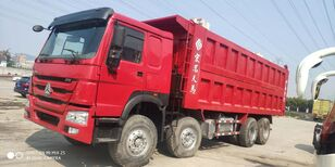 camion cu prelata HOWO 375