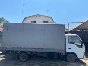 camion cu prelata ISUZU NkR55