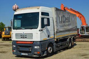 camion cu prelata MAN TGA 410 A