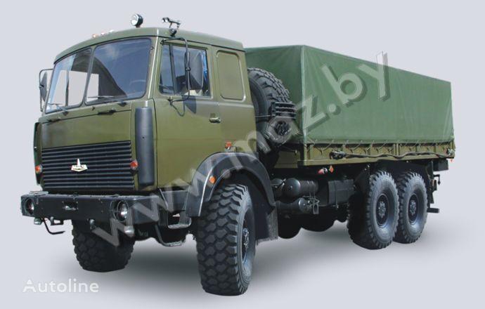 MAZ 6317 (08, 09) Polnoprivodnyy camion cu prelata