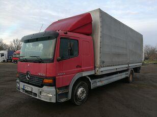 camion cu prelata MERCEDES-BENZ ATEGO 1223