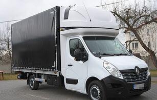 camion cu prelata RENAULT *Master*9 palet*2.3 170km*ENERGY*Burto-Plandeka* ZNAKOMITY STAN!