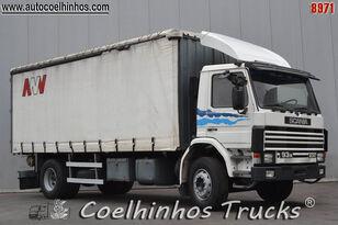 camion cu prelata SCANIA 93M 230