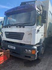 camion frigorific ERF ECM 2004/2003 BREAKING FOR SPARES în bucăți