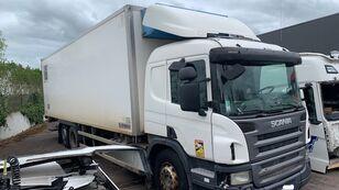 camion frigorific SCANIA P340 accidentate