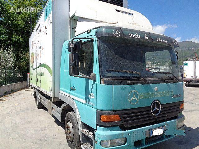 camion frigorific MERCEDES-BENZ ATEGO 1223 FRIGO+PEDANA+GANCERE