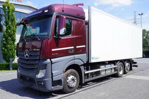 camion frigorific MERCEDES-BENZ Actros 2542 , E6 , 6X2 , 19 EPAL , retarder , LOW MILEAGE
