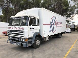 camion furgon DAF 1700