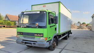 camion furgon DAF 45.130 Ti 6 Cylinders Euro 2 Spring-Spring