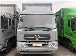 camion furgon DONGFENG Cargo truck