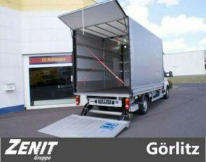camion furgon FIAT Ducato Maxi Pritsche Plane 8EP + LBW nou