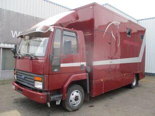 camion furgon FORD Cargo 0811 , Belgium Horse Truck