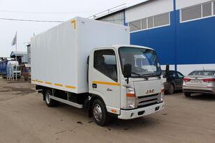 camion furgon JAC Промтоварный автофургон (европромка) на шасси JAC N56 nou
