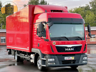 camion furgon MAN TGL
