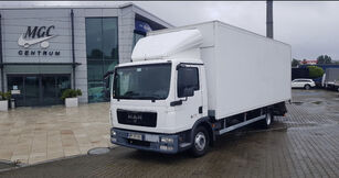 camion furgon MAN TGL 12.180