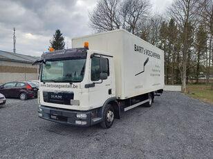 camion furgon MAN TGL 8.180 taillift/hayon - euro 5 - very good tyres