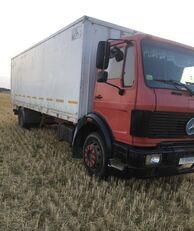 camion furgon MERCEDES-BENZ 1617