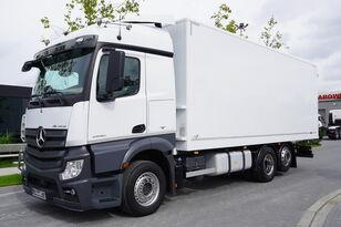 camion furgon MERCEDES-BENZ Actros 2540 container / 6 x 2 / 18 EP