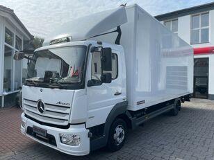 camion furgon MERCEDES-BENZ Atego 818 Koffer + HF