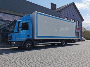 camion furgon PALFINGER winda MBB C 1500L + zabudowa / kontener