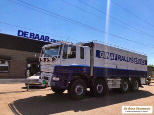 camion furgon GINAF M 4446-S 8x8 assistentie voertuig